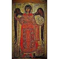 Икона Архангел Михаил 15 век, фото 1
