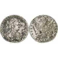 15 копеек 1784 года, Екатерина 2, фото 1