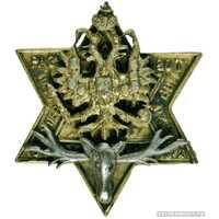 Знак Императорского общества правильной охоты Вариант 2, фото 1