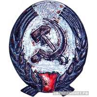 Знак на головной убор оперативно-административного состава ГУ лагерей НКВД, фото 1
