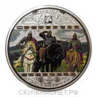 20 Долларов 2008 года, Три богатыря, фото 1