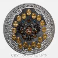 100 Долларов 2013 года, 400 лет Династии Романовых, фото 1