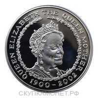 5 Фунтов 2002 года, Королева Мать, фото 1