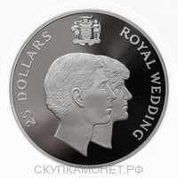 10 Долларов 1981 года, Королевская Свадьба, фото 1