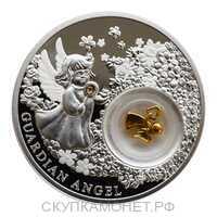 2 Доллар 2014 года, Ангел Хранитель, фото 1