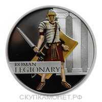 1 Доллар 2010 года, Римский Легионер, фото 1