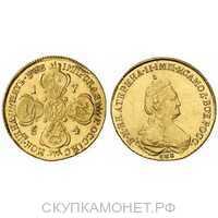 5 рублей 1784 года, Екатерина 2, фото 1