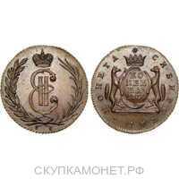 1 копейка 1764 года, Екатерина 2, фото 1
