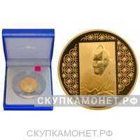 10 евро 2008 года «150 лет франко-японского Договора»(золото, Франция), фото 1