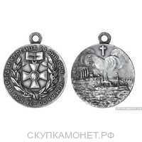 Медаль За бой Варяга и Корейца, фото 1