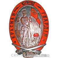 Памятный знак красногвардейца Одесской гвардии, фото 1