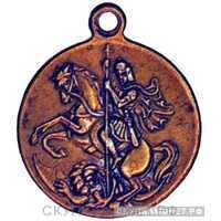 «Борцам за Родину и свободу» жетон периода Февральской революции, фото 1