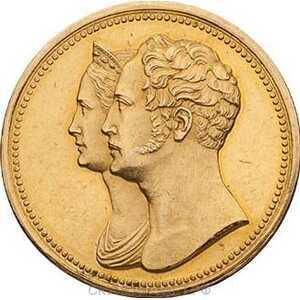 10 рублей 1836 года. СПБ. В память 10-летия коронации Николая 1., фото 2